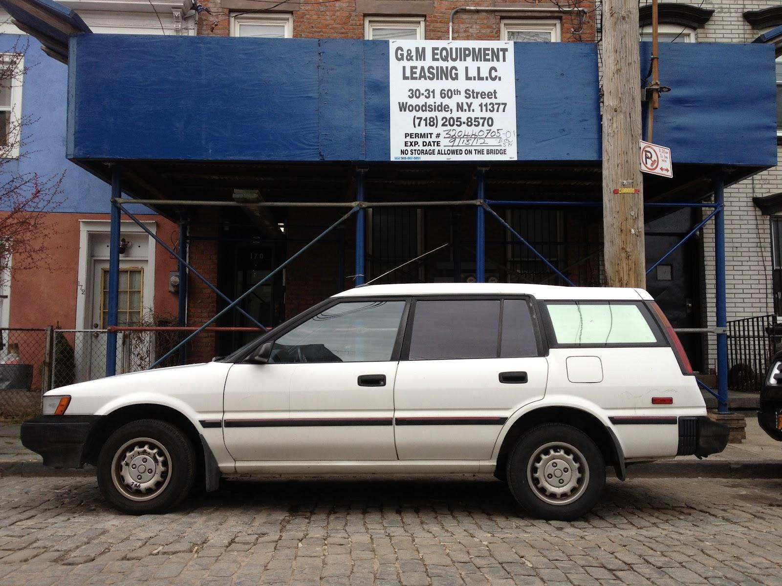 1988 toyota corolla all trac 4wd wagon