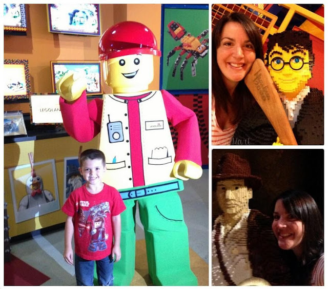 LEGOLAND Discovery Center in Schaumberg IL celebrity sightings