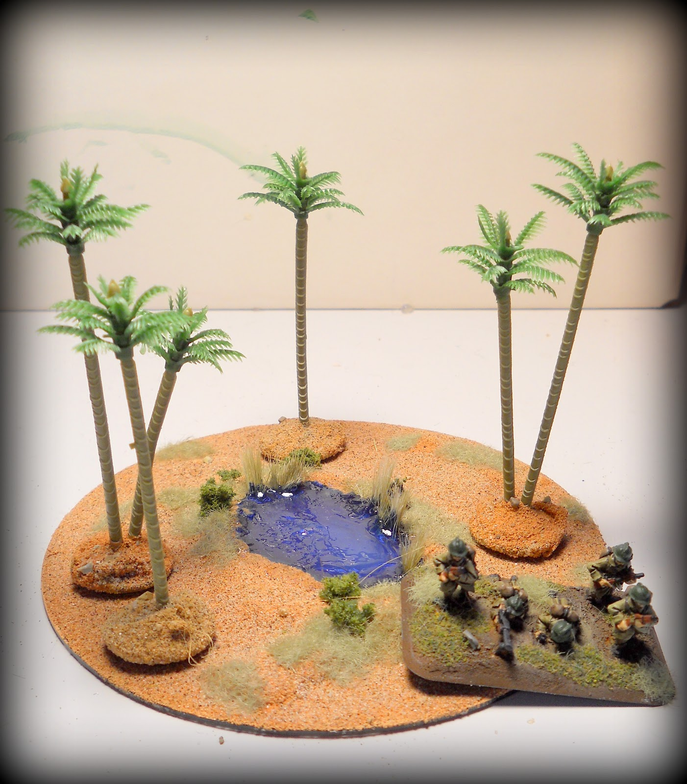 Empire of ghosts tutorial cd based desert oasis