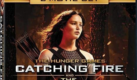 Hunger Games: Catching Fire is now available in Blu-ray!
