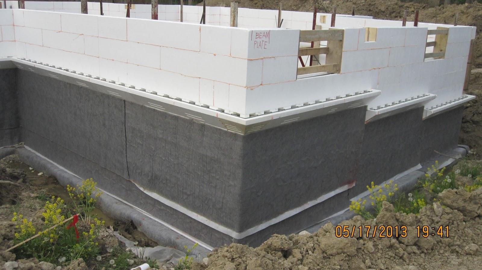 Gloalblock all foam icf buildblock peaceful room of for Best icf block