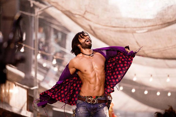 Tattad Tattad | Ramji Ki Chaal Song Lyrics RamLeela Movie (2013)