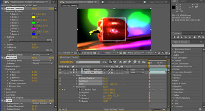 design of After Effect CS5