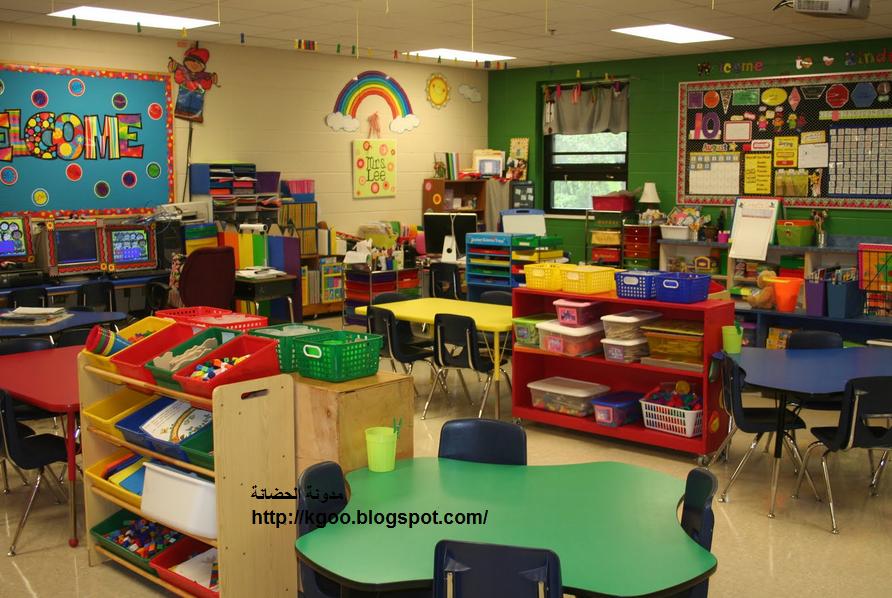 Pre Primary Classroom Decoration Ideas ~ جديد أفكار لتزين فصل الروضة ديكور رياض أطفال