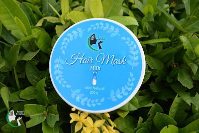 Hair Mask untuk Rambut Kering