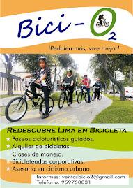 Conoce Lima en Bicicleta