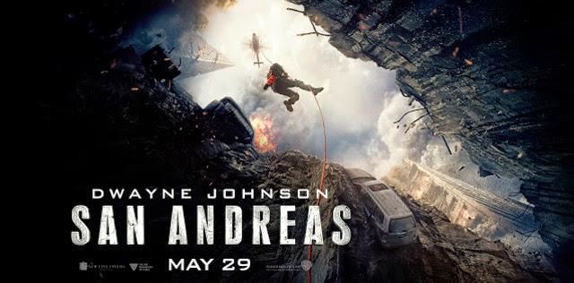 Crítica San Andrés - Dwayne Johson