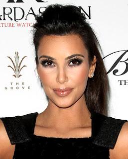 Featured Hair Kim Kardashian Hair
