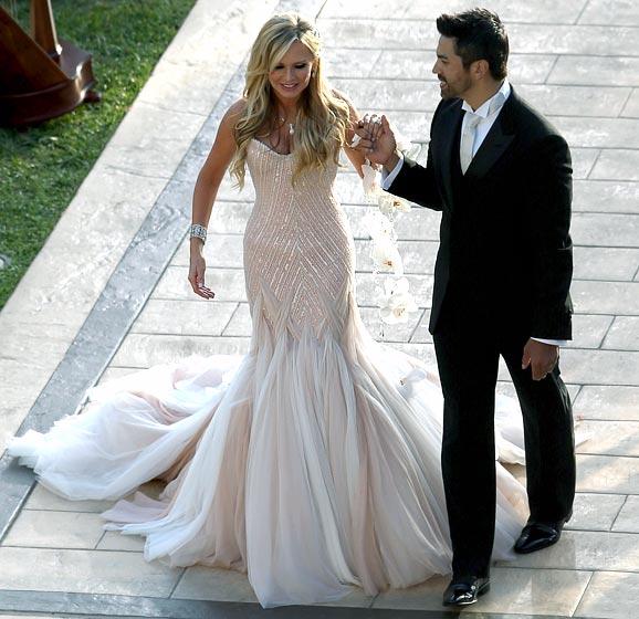 Eddie Judge and Tamra Barney\'s Wedding