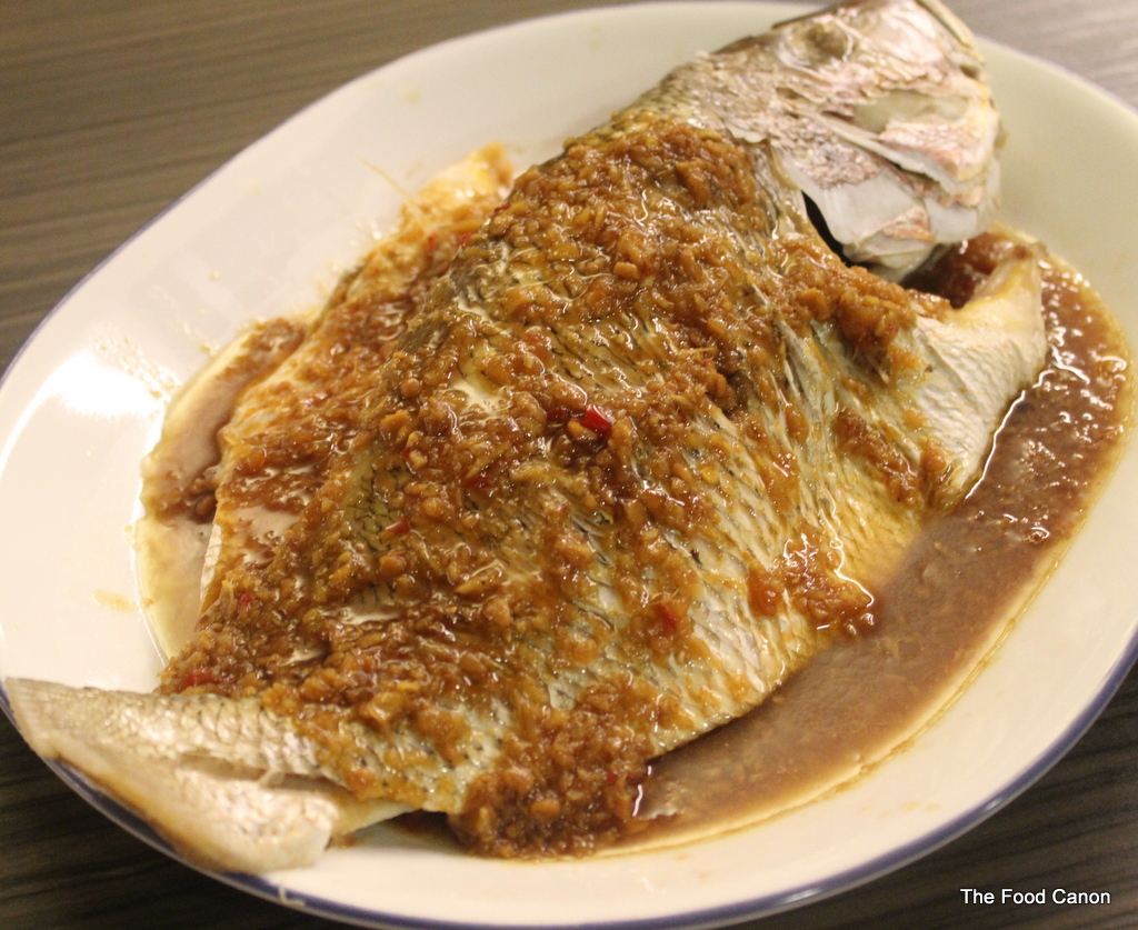how to make steam fish