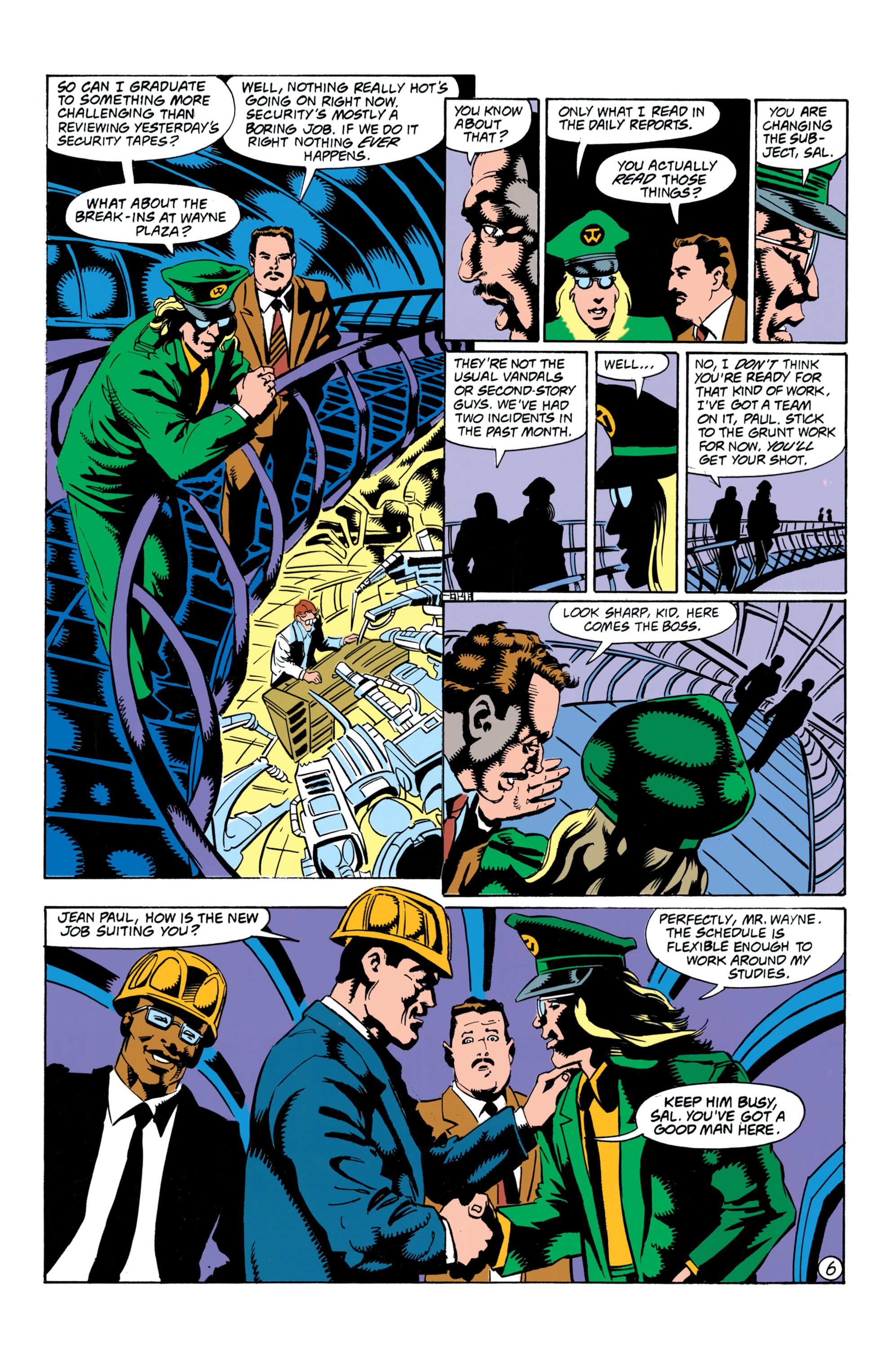 Detective Comics (1937) Issue #657 Page 7