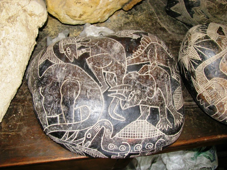 The 10 Most Puzzling Ancient Artifacts - The Ica Stones