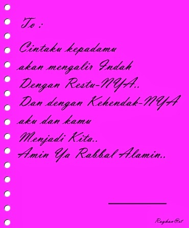 Surat HATI