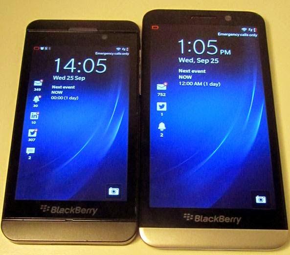 Harga Blackberry Z30 | Spesifikasi | Ulasan Terbaru