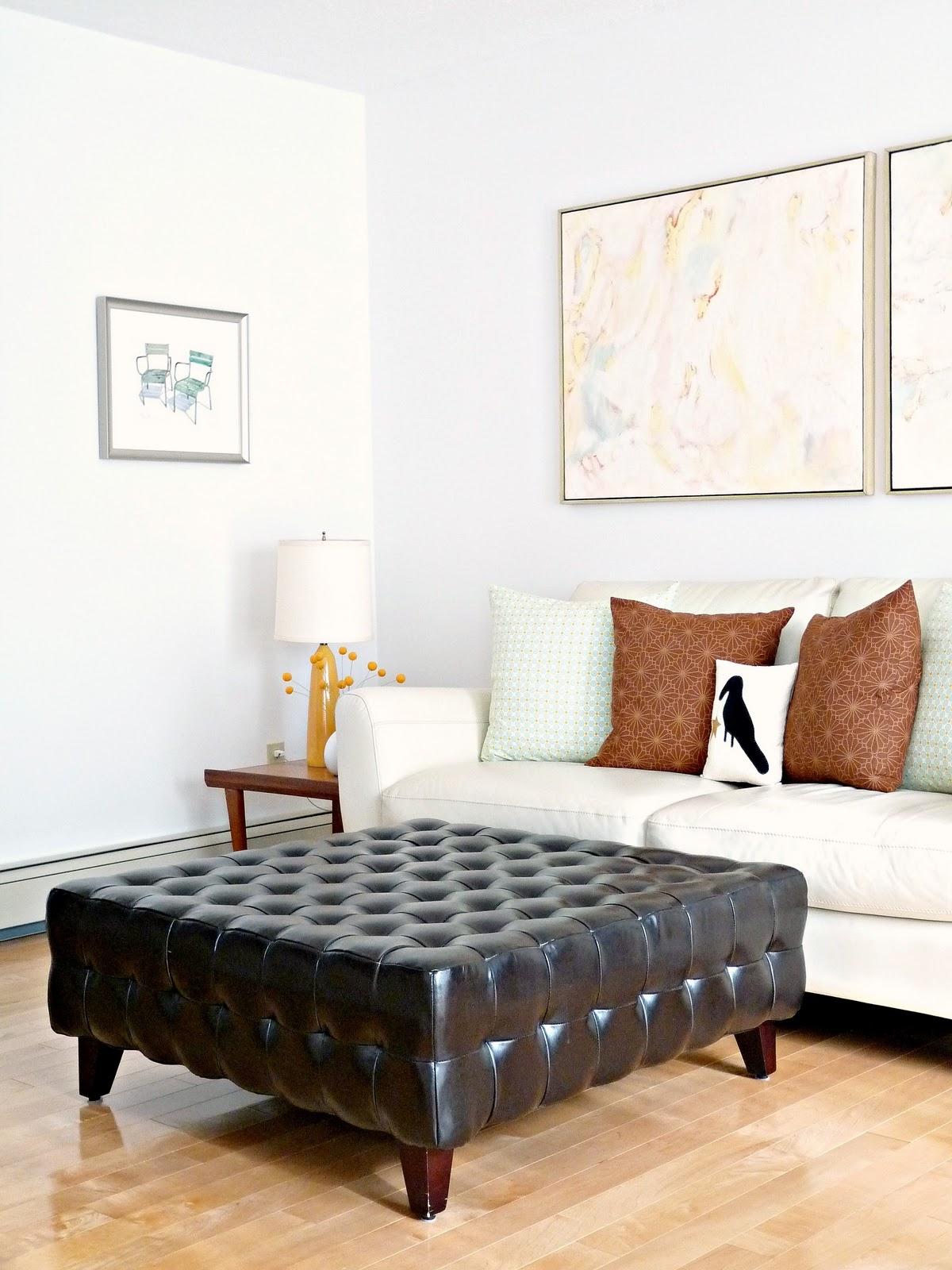 New Sofa = New Living Room | Dans le Lakehouse