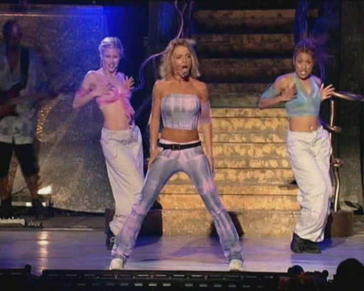 Live Performance Music Videos: Britney Spears - Baby one ... Britney Spears Tickets