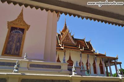 Palacio Real de Phnom Penh