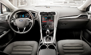 La navigation, et  l'intérieur de la 2013 ford fusion montréal, québec une occasion, usagé, livrable après automne 2012