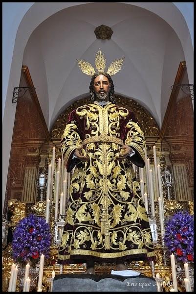 Jesús-soberano-poder-en-su-prendimiento-besapiés-los-panaderos-2015