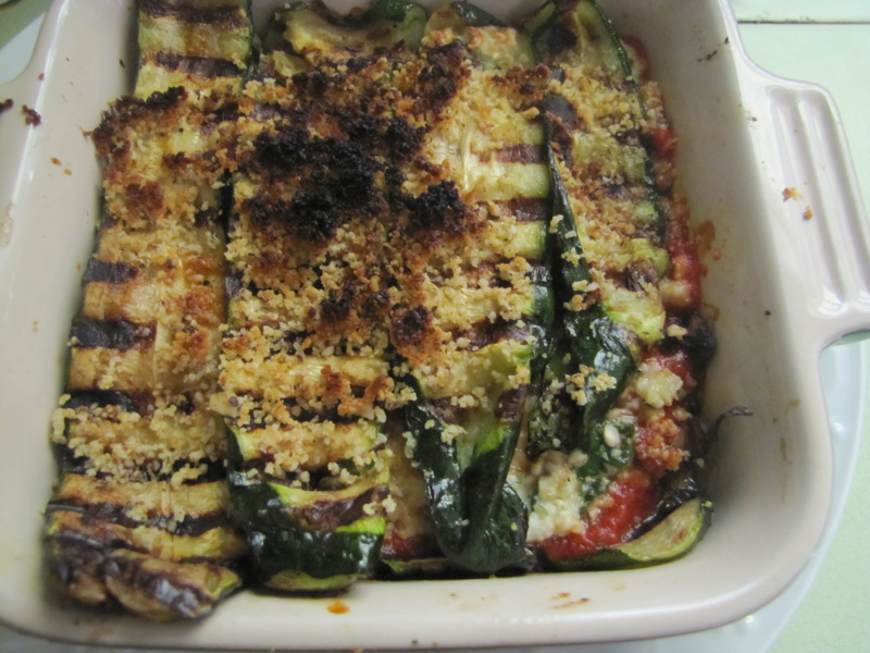 Albion Cooks: Grilled Vegetable Lasagna (Vegan)