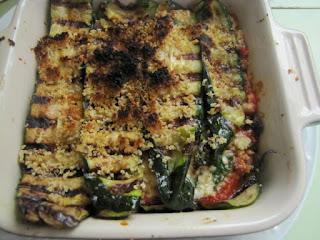 Albion Cooks: Grilled Vegetable Lasagna (Vegan)
