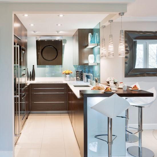 Se você está procurando ideias para cozinhas integradas ou não