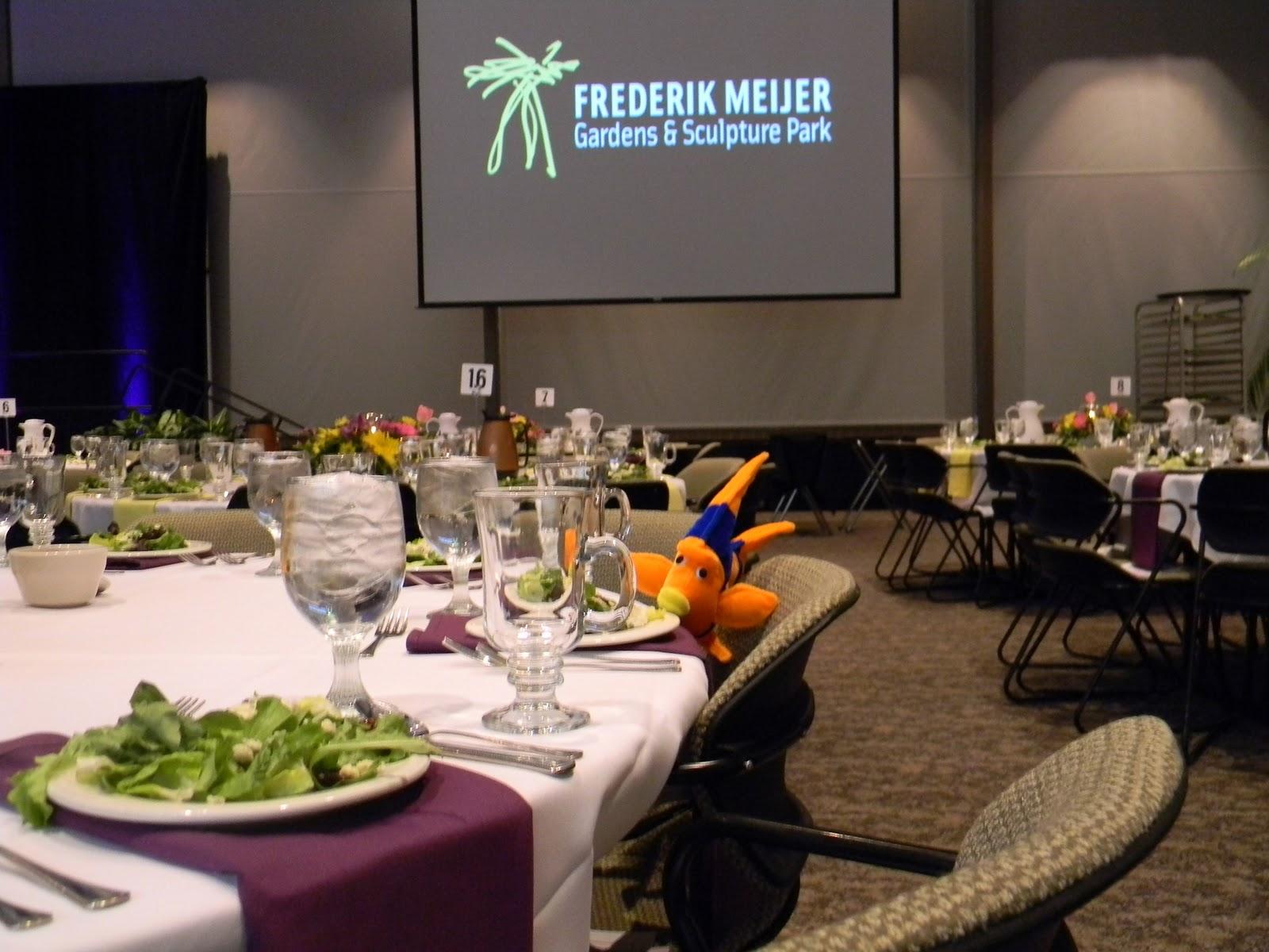 Meetings Michigan Blog: Michie Experiences The Frederik Meijer ...