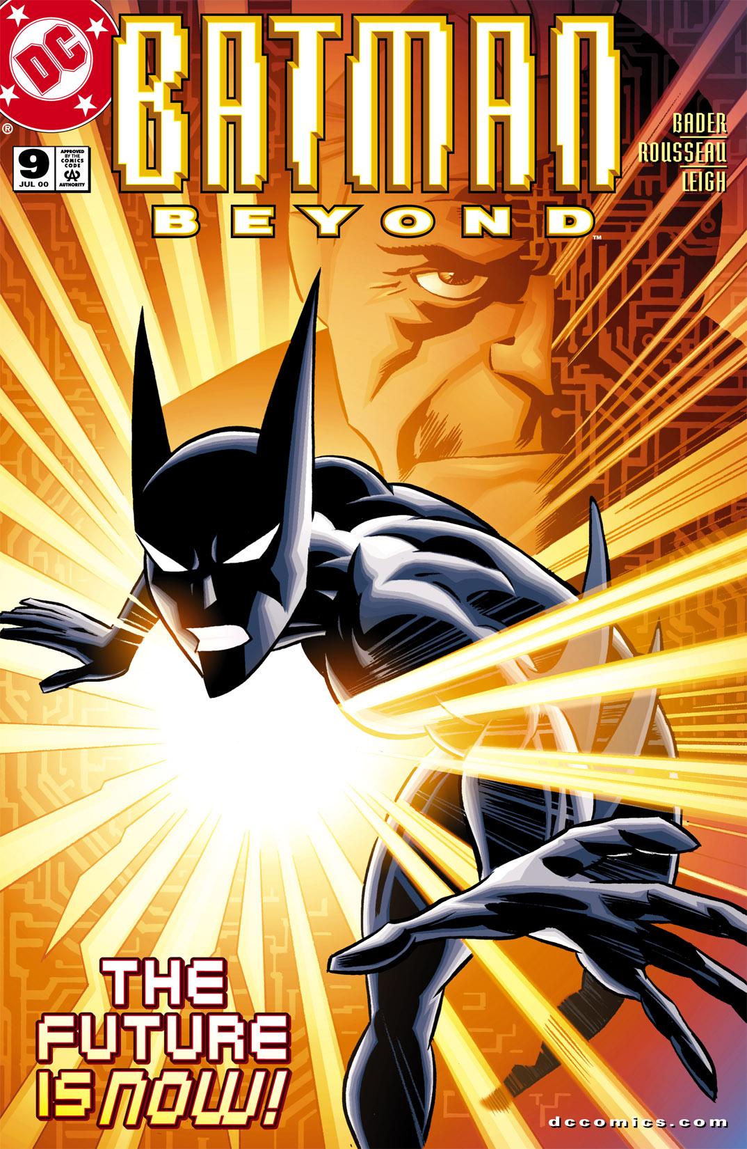 Batman Beyond [II] Issue #9 #9 - English 1