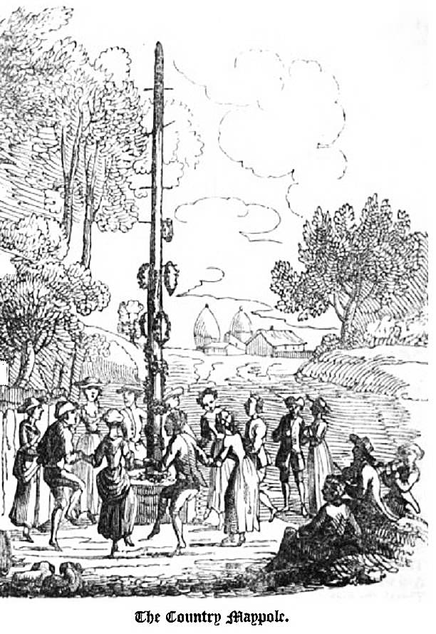 The Country Maypole