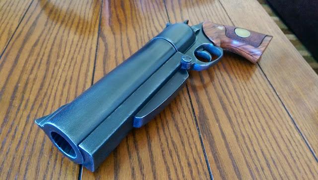 Blind Squirrel Props - Hellboy gun