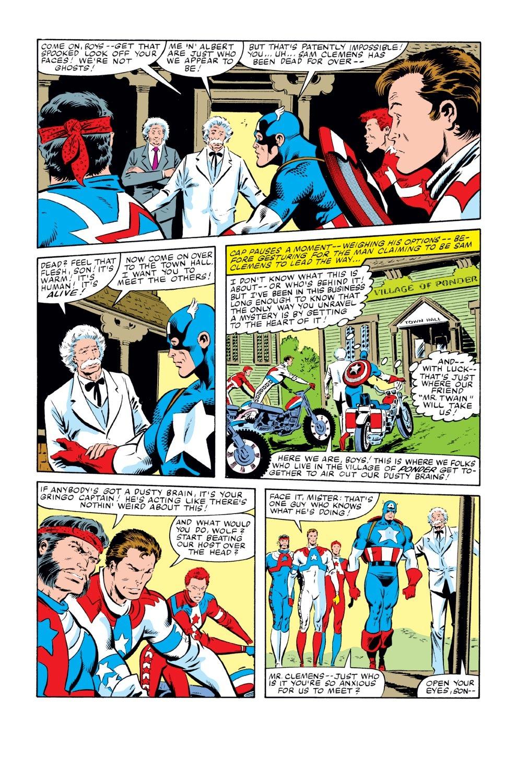 Captain America (1968) Issue #269 #185 - English 14