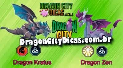 Novos Dragões Puros