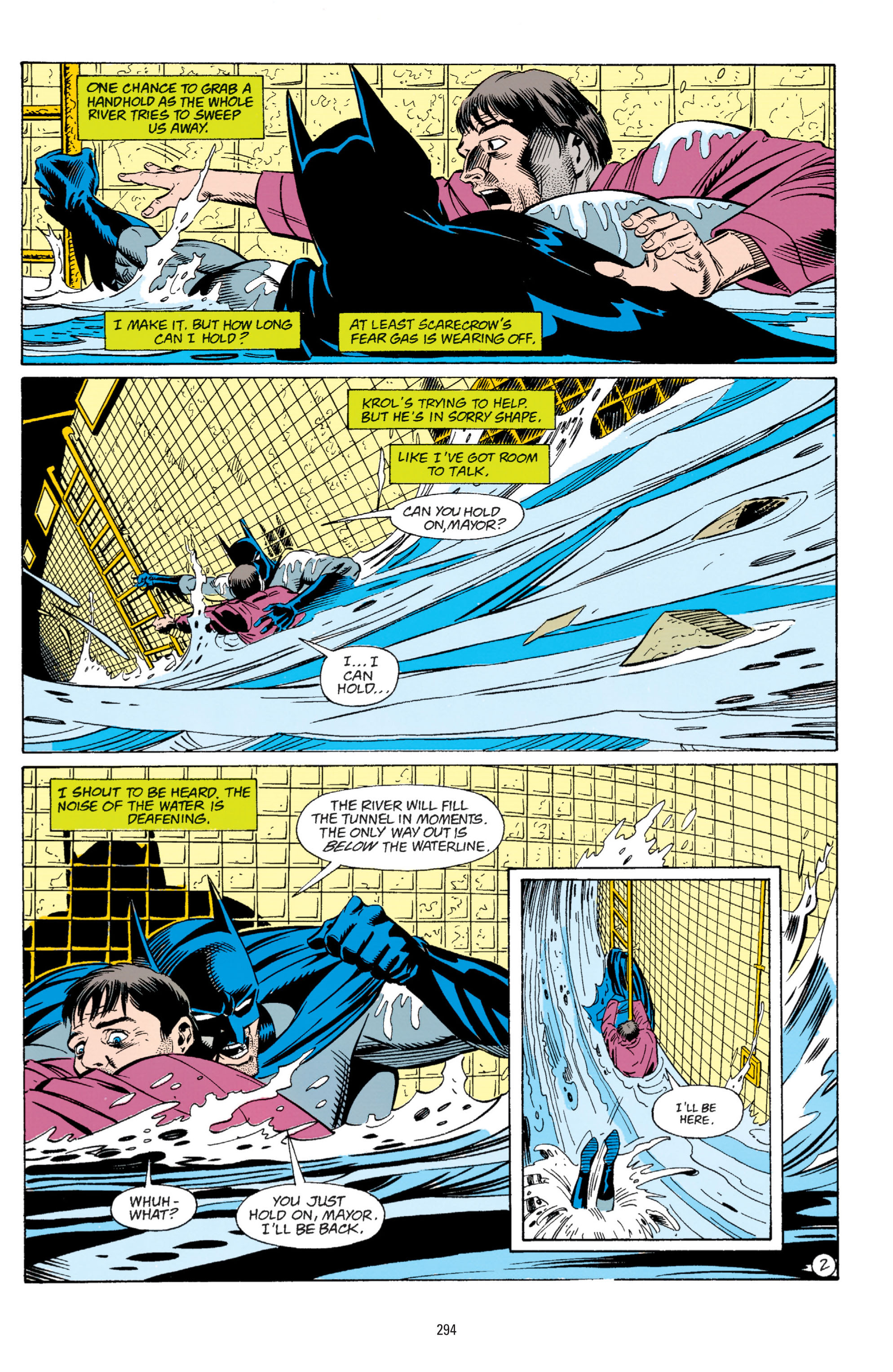 Detective Comics (1937) Issue #663 Page 3