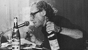 Mr Charles Bukowski, a man insane enough to Live with Beasts