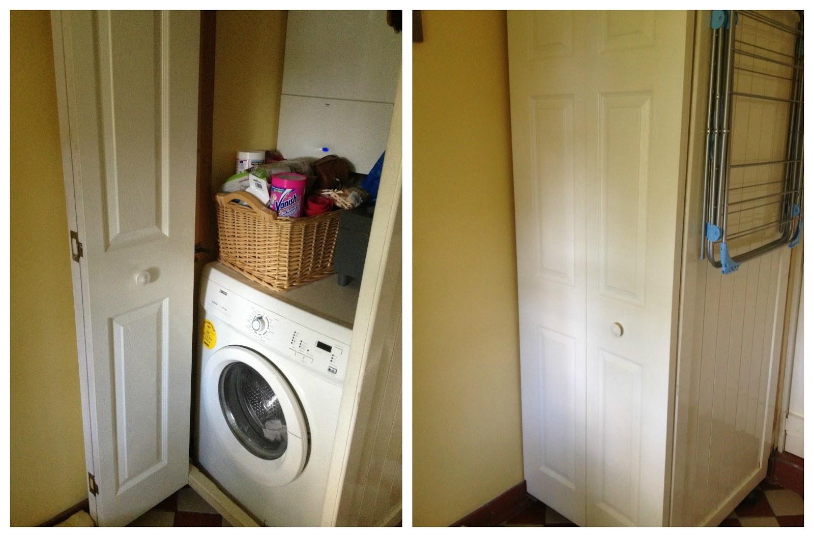 washing machine room