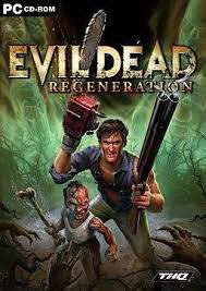 Evil Dead Regeneration-RELOADED Free Download PC Games-www.googamepc.com