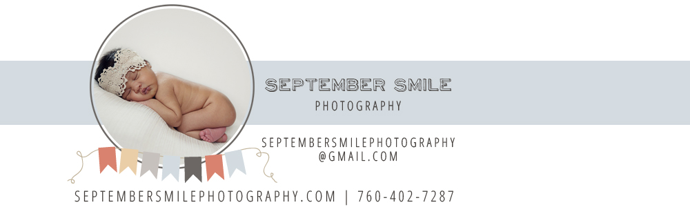 September Smile Photography