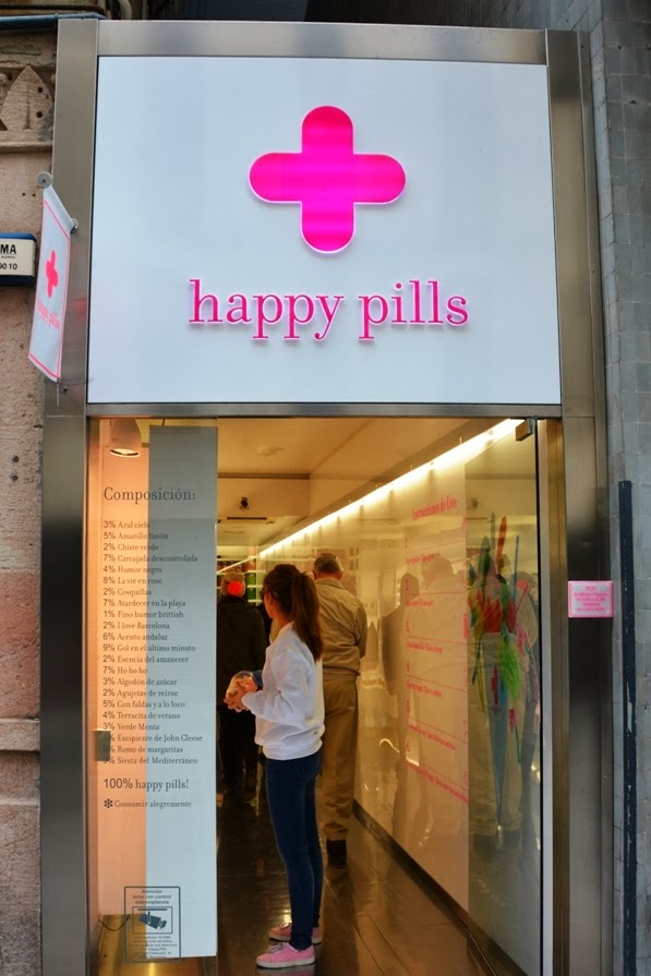 Happy Pills Barcelona