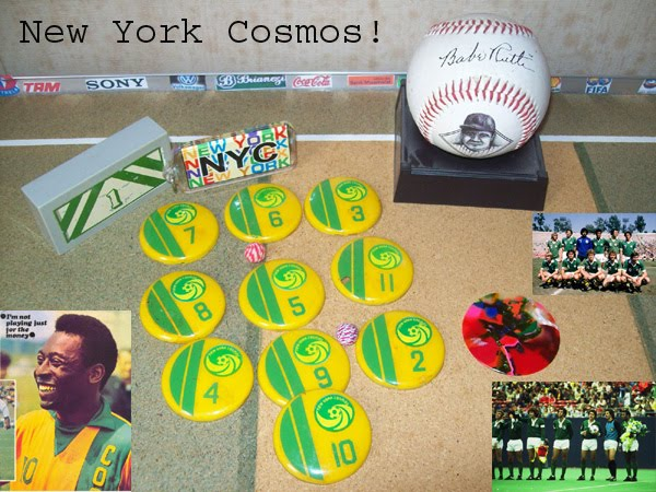 O retorno do New York Cosmos