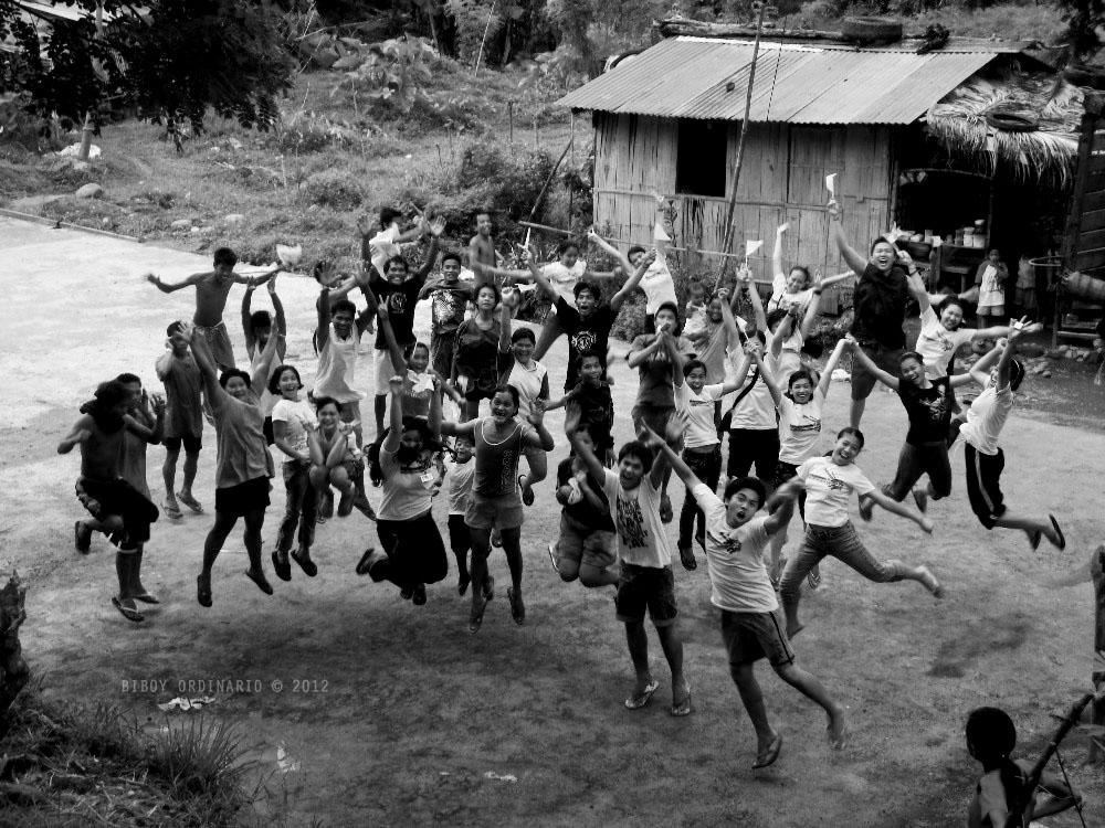 Pinoy community jump shot