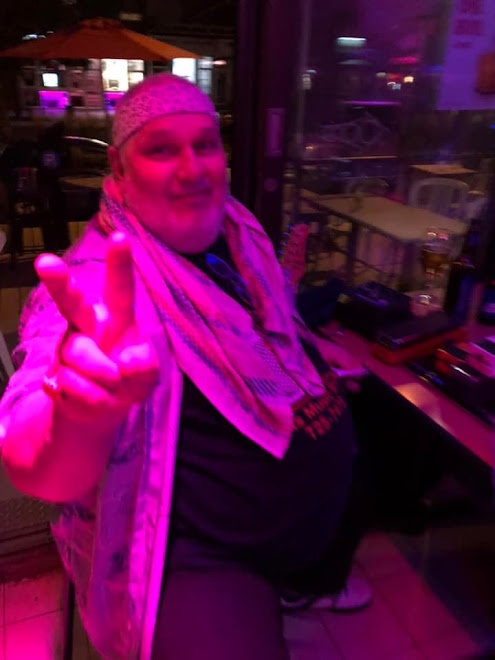 Gerry - peace brother!