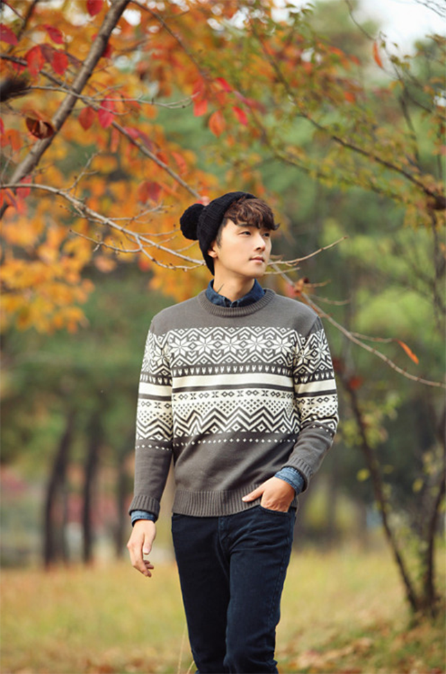 men korean fashion style