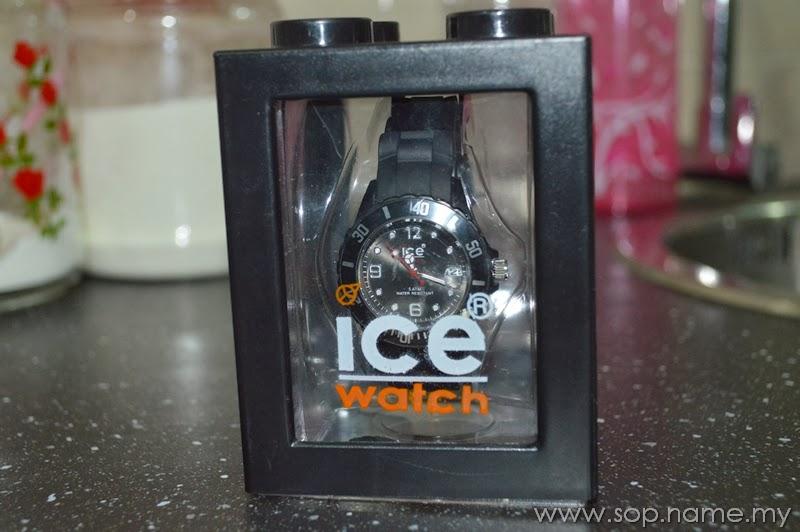 Jam ICE untuk anak-anak