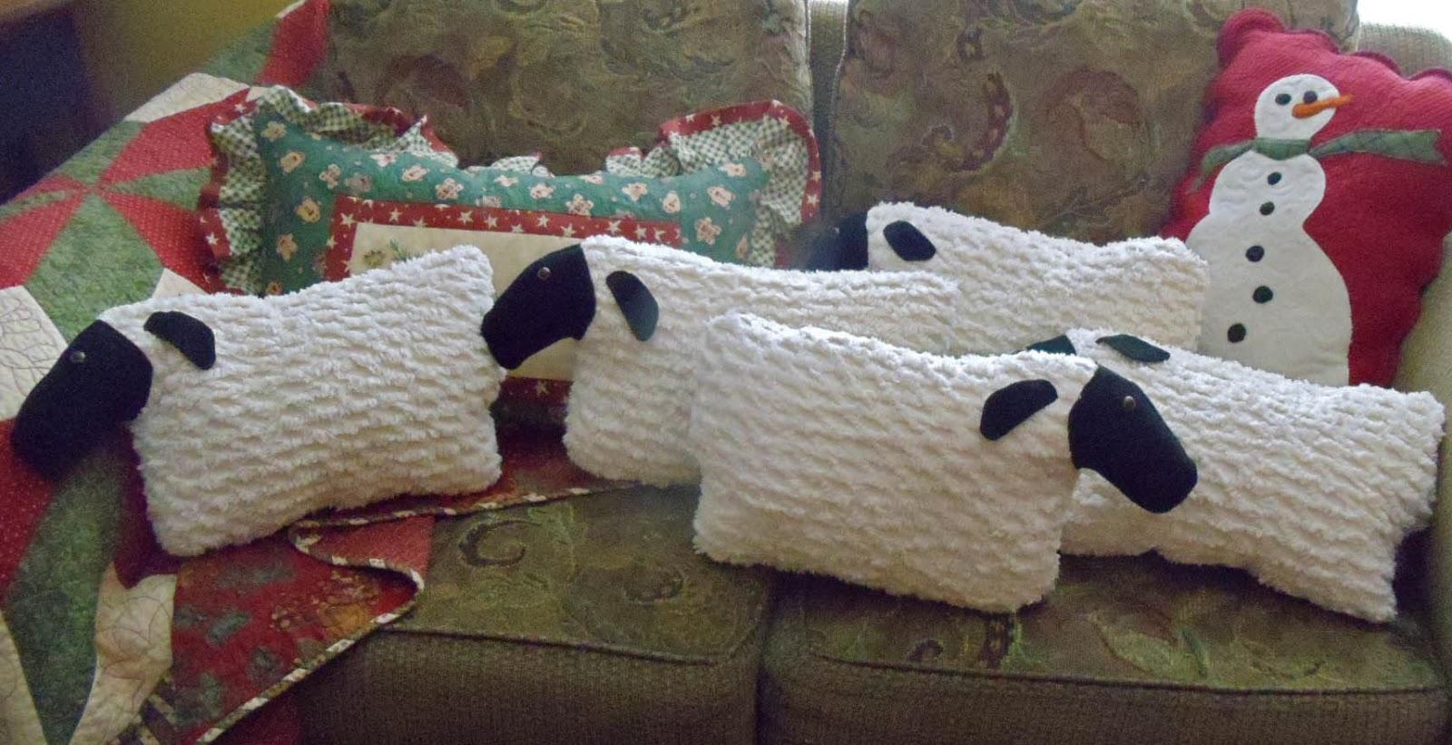 Kim's Big Quilting Adventure: A Flock of Sheep : sheep quilt pattern - Adamdwight.com