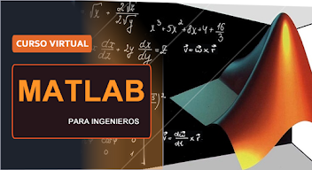 """Curso Virtual """"MATLAB para Ingenieria"""" (22 de mayo)"""