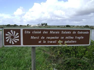 Marais Salants de GUERANDE