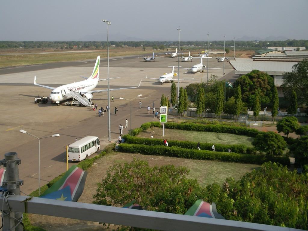 Αποτέλεσμα εικόνας για Juba International Airport