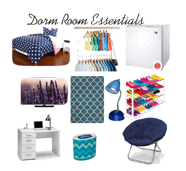 the tiny heart 10 dorm room essentials
