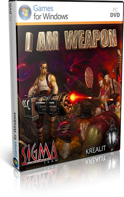 I Am Weapon PC Full ALiAS Descargar 1 Link 2012