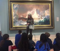 Dallas Museum of Art visit